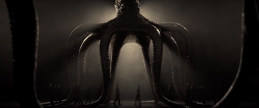 IMAGE: SPECTRE Octopus Final Still