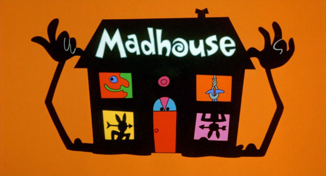 VIDEO: Title Sequence –Madhouse by Sally Cruikshank
