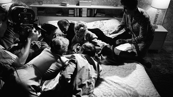 IMAGE: Rosemary's Baby (1968) Behind the Scenes 02