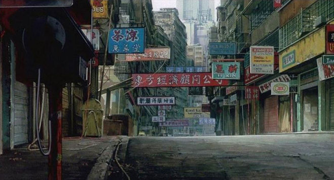 """IMAGE: Pause 2017 """"Ghost in the Shell"""" Reference 01"""