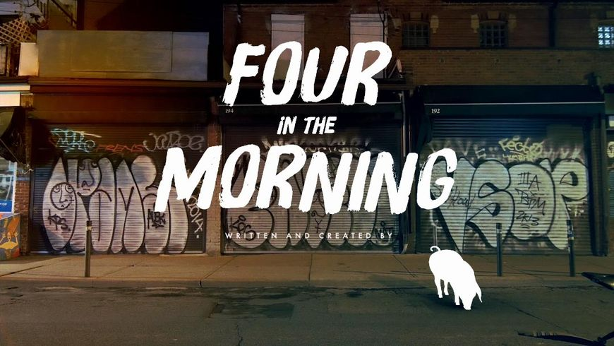 VIDEO: Four in the Morning (2016) Colour Boil Edit