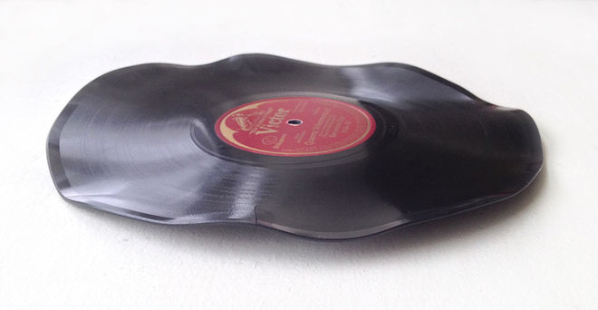IMAGE: Baked Record