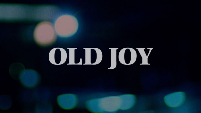 IMAGE: Old Joy end title card