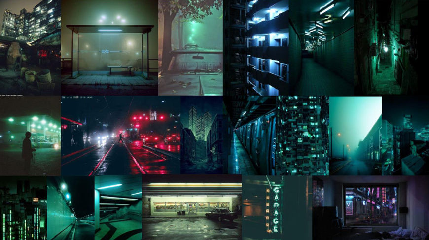 """IMAGE: Pause 2017 """"Digital City"""" Reference 01"""