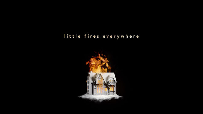 IMAGE: Little Fires Everywhere main title card