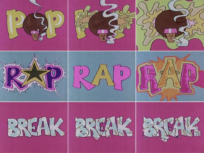IMAGE: Rap Pop Break style stills