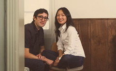 Gareth Smith & Jenny Lee