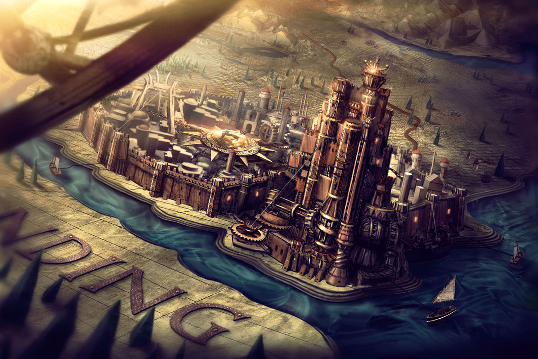 King's Landing concept art