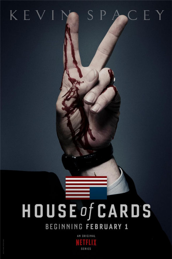 House of Cards teaser poster