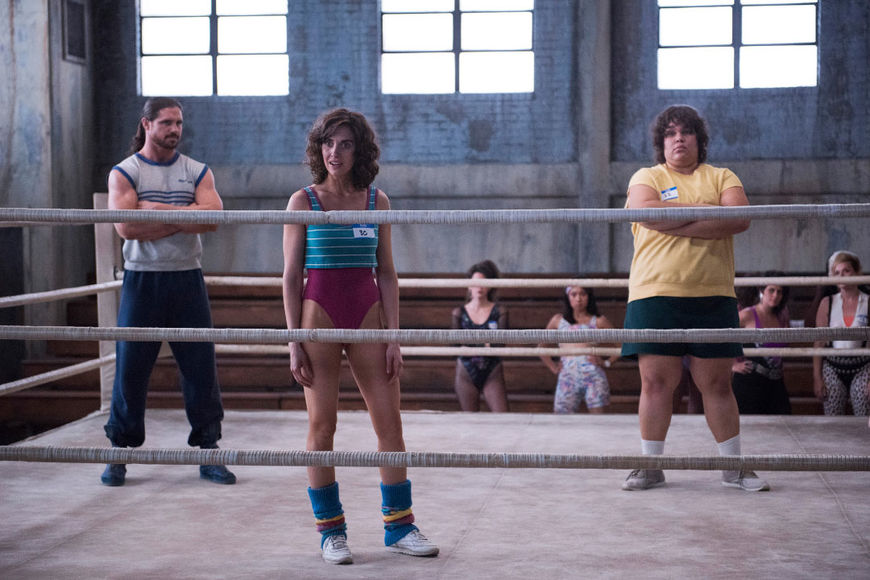 IMAGE: GLOW (2017) Production Still 2
