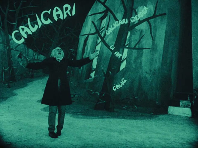 VIDEO: Caligari Situational Typography