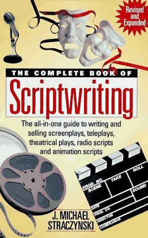 IMAGE: Book – The Complete Book of Scriptwriting
