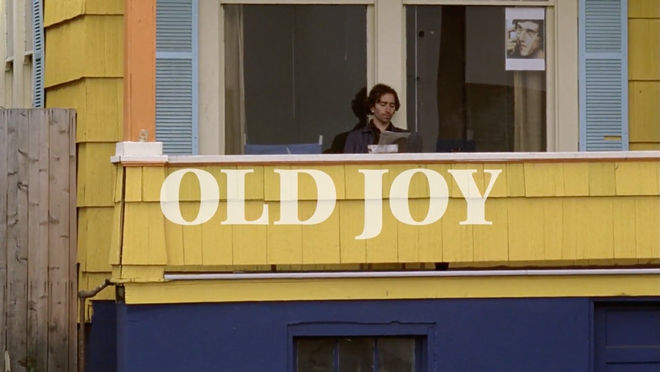 IMAGE: Old Joy title card