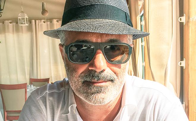 Darius Ghanai
