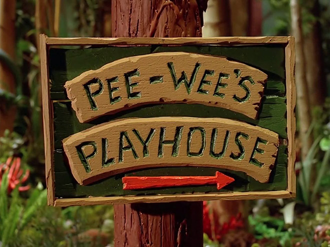 VIDEO: Pee-wee's Playhouse Season Two Title Sequence