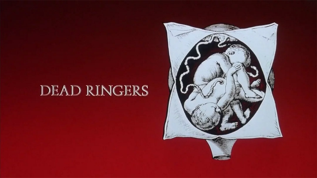 VIDEO: Title Sequence - Dead Ringers