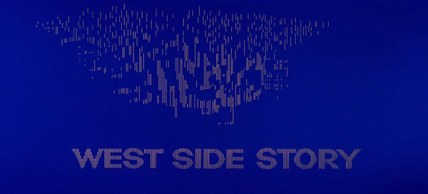 VIDEO: Title Sequence – West Side Story – opening